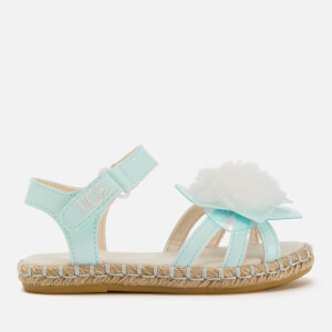 UGG Toddlers' Cactus Flower Sandals - Soothing Sea
