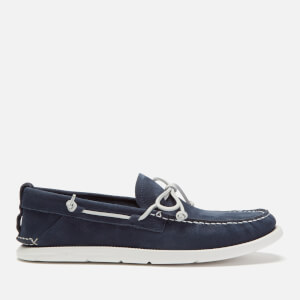 UGG Men's Beach Moc Slip-On Boat Shoes - True Navy