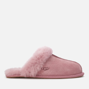 UGG Women's Scuffette II Sheepskin Slippers - Pink Dawn