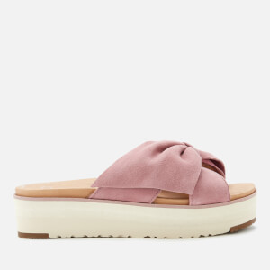 UGG Women's Joan II Flatform Sandals - Pink Dawn