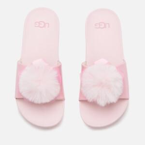 UGG Kids' Cactus Flower Slide Sandals - Seashell Pink