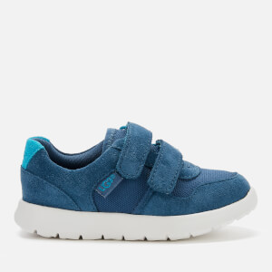UGG Toddlers' Tygo Velcro Trainers - Ensign Blue