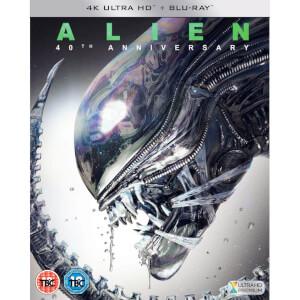 Alien 40th Anniversary 4K Ultra HD (Includes Blu-Ray)