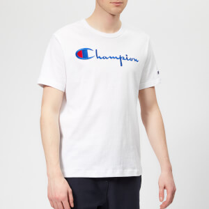 Champion Men's Logo T-Shirt - White