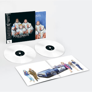 Policenauts (Original Video Game Sountrack) 2xLP