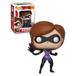 Disney Incredibles 2 Elastigirl in Grey Suit EXC Pop! Vinyl Figure
