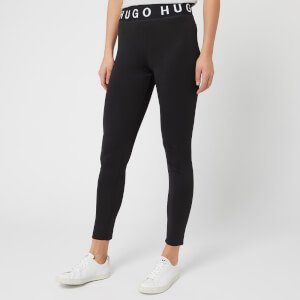HUGO Women's Nafty Leggings - Black
