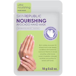 Skin Republic Nourishing Avocado Hand Mask 18g