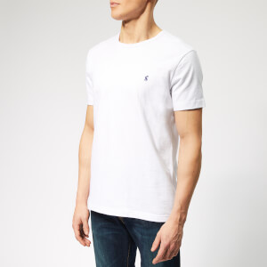 Joules Men's Laundered T-Shirt - White