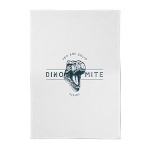 Dinomite Cotton Tea Towel