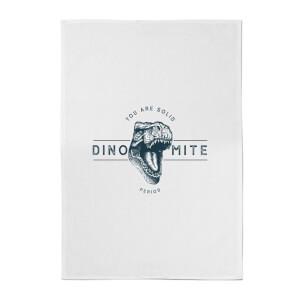 Dinomite Cotton Tea Towel