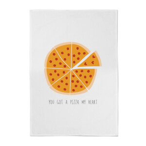 You Got A Pizza My Heart Cotton Tea Towel