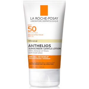 La Roche-Posay Anthelios SPF 50 Mineral Sunscreen 4 fl. oz