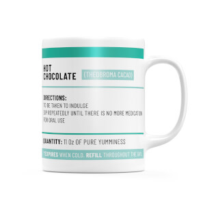 Daily Dose Hot Chocolate Mug