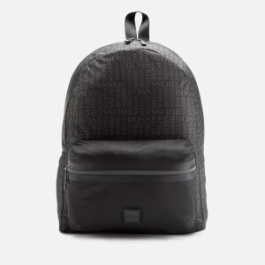 BOSS Men's Lighter Backpack - Black