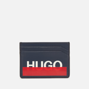 HUGO Men's Roteliebe Card Holder - Dark Blue