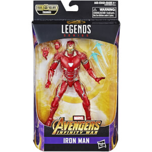 Hasbro Marvel Legends Series Avengers: Infinity War 6-inch Iron Man Figure
