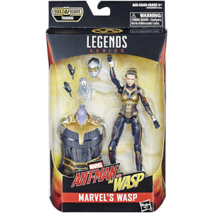 Figurine Hasbro – Marvel Legends Series – Avengers – La Guêpe, env. 15 cm