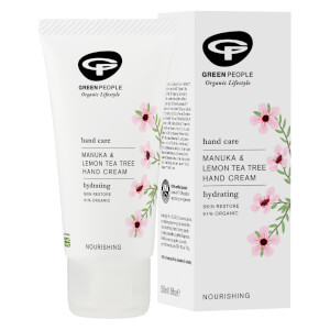 Green People Manuka & Lemon Tea Tree Hand Cream krem do rąk