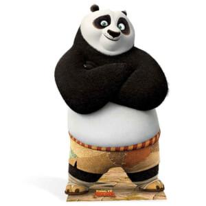 Kung Fu Panda - Po Mini Cardboard Cut Out