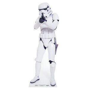Star Wars - Stormtrooper Mini Cardboard Cut Out
