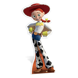 Toy Story - Jessie Lifesize Cardboard Cut Out