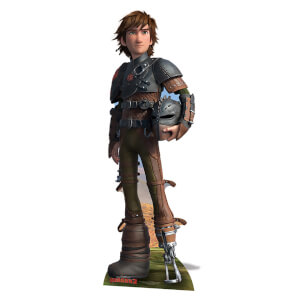 How to Train Your Dragon - Hiccup Lifesize Cardboard Cut Out