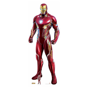 Avengers: Infinity War - Ironman Lifesize Cardboard Cut Out