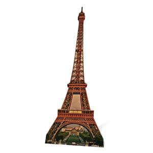 Eiffel Tower Mini Cardboard Cut Out