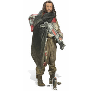 Star Wars: Rogue One - Baze Malbus Lifesize Cardboard Cut Out