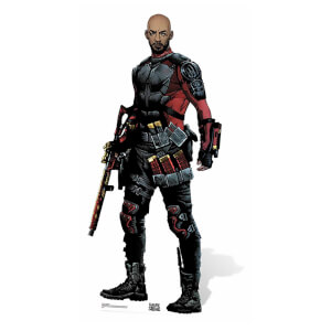 Suicide Squad - Deadshot (No Mask) Lifesize Cardboard Cut Out