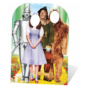 The Wizard of Oz - Emerald City Child Size Stand-In Cardboard Cut Out