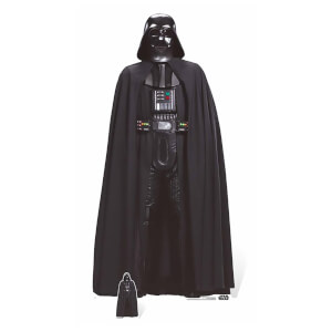 Star Wars: Rogue One - Darth Vader Lifesize Cardboard Cut Out from I Want One Of Those