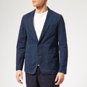 Officine Générale Men's Lightest Jacket - Navy