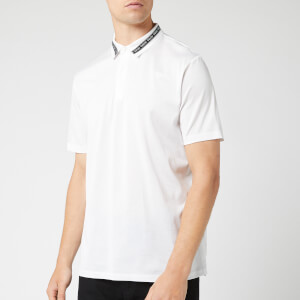 HUGO Men's Divorno Polo Shirt - White