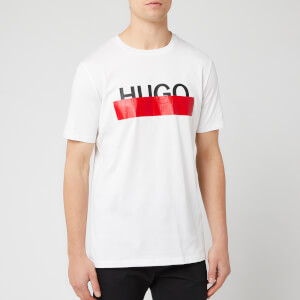 HUGO Men's Dolive T-Shirt - White