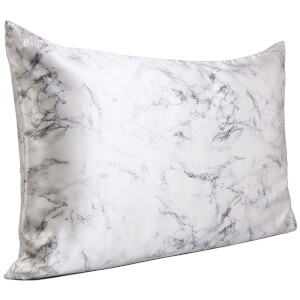 Slip Silk Pillowcase - Queen - Marble