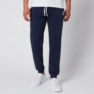 BOSS Men's Cuffed Lounge Pants - Navy
