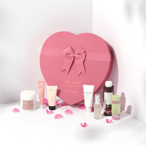 lookfantastic Rose Collection Limited Edition Beauty Box (Worth over $200)