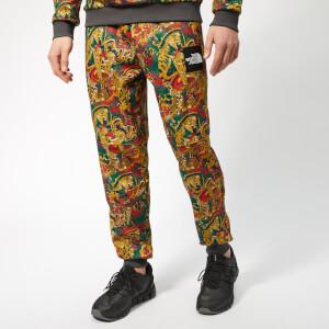 The North Face Men's Fine 2 Pants - Leopard Yellow Genesis Print