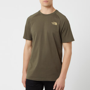 The North Face Men's North Faces Short Sleeve T-Shirt - New Taupe Green