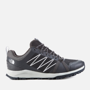 The North Face Men's Litewave Fastpack 2 Trainers - Ebony Grey/High Rise Grey