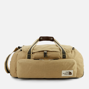 The North Face Berkeley Medium Duffel Bag - Kelp Tan Dark Heather