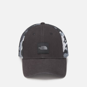The North Face Mudder Novelty Mesh Trucker Cap - TNF Black