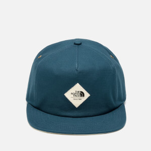 The North Face Juniper Crushable Cap - Blue Teal Wing