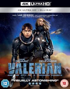 Valerian - 4K Ultra HD (Includes Blu-ray)