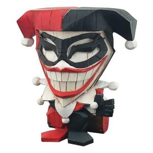 Figurine Cryptozoic en vinyle – DC Comics Teekez Series1 – Harley Quinn 8cm