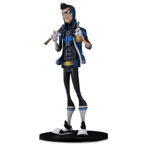 Figurines DC à collectionner – DC Artists Alley Series – Nightwing par Hainanu Nooligan Saulque 18 cm