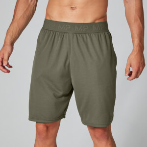 Dry-Tech Jersey Shorts - Forest Green