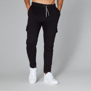 Myprotein Co-Ordinate Joggers - Black